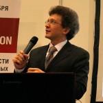 "Директор АНО ""ИИТО"" А.Д. Ханнанов на конференции ""Цифровое образование 2013"""
