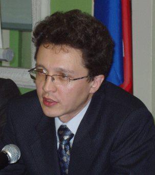 """Директор АНО """"ИИТО"""" Азат Дамирович Ханнанов"""
