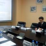 А.Д. Ханнанов - подготовка к выступлению на Экспертном совете МПА СНГ РСС
