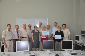 Khannanov MSTU Bauman group 2010