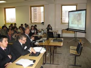 """Учебный семинар АНО """"ИИТО"""" в СВФУ, Якутск."""