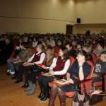 Аудитория VIII Рождественских образовательных чтений в г. Веневе