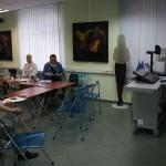 А.Д. Ханнанов выступает в РГГУ 22.05.14