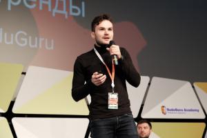 Ярослав Капустинский выступает в Воронеже.